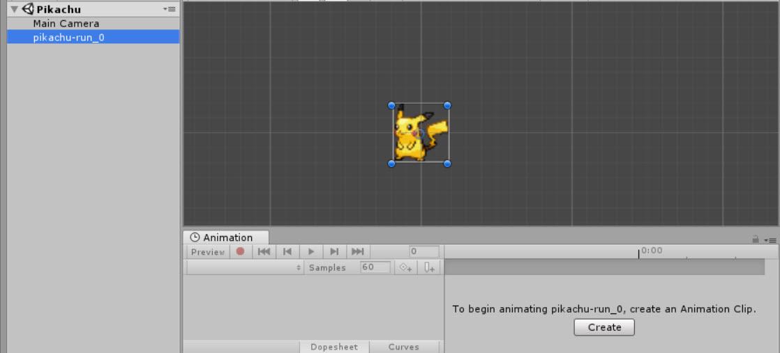 unity 2d sprite animation – Mionzz